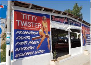 Ristorante Titty Twister