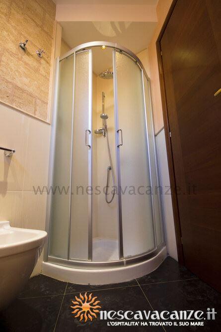 Doccia bagno casa Pescoluse 4