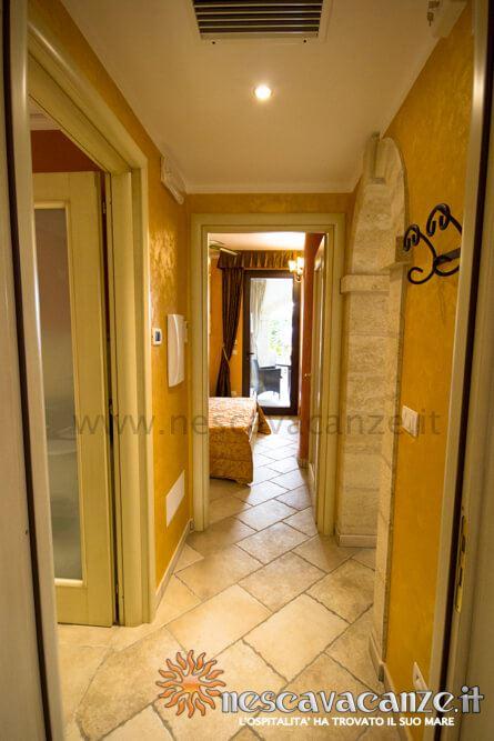 Disimpegno casa Pescoluse 6