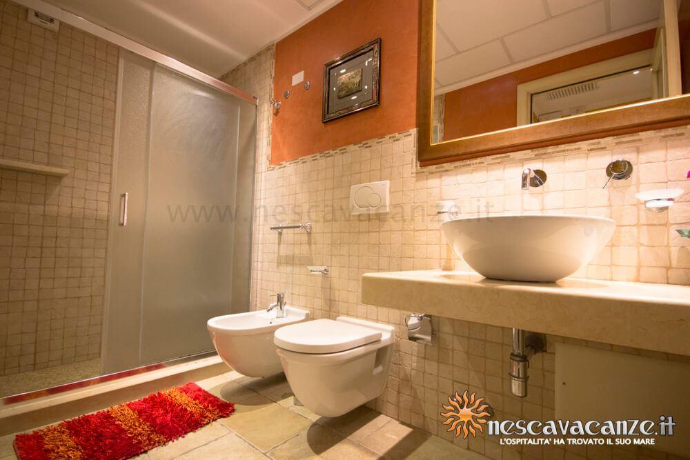 Bagno casa Pescoluse 6