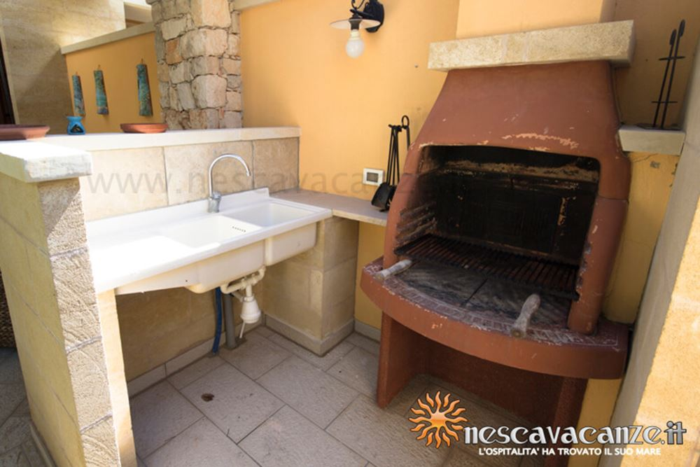 Barbeque casa Pescoluse 7