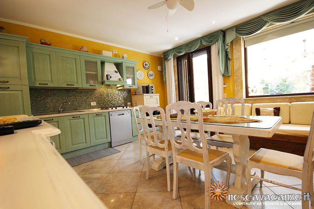 Soggiorno casa Pescoluse 7