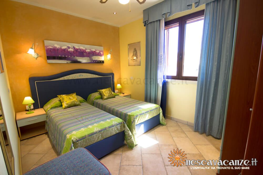 Cameretta casa Pescoluse 8