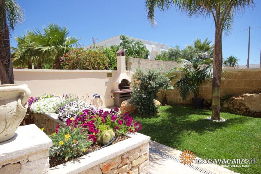 10: Casa Dune Pescoluse veranda