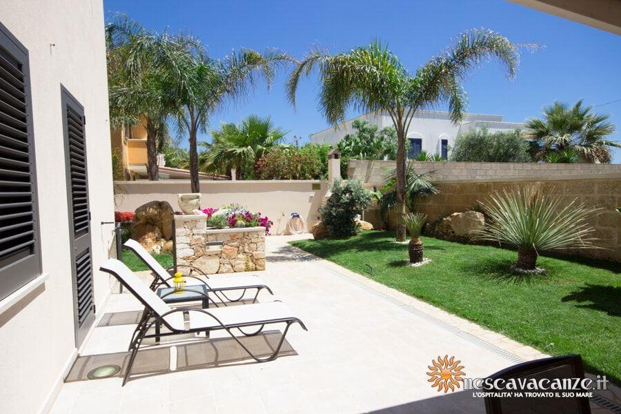 13: Casa Dune Pescoluse veranda 4