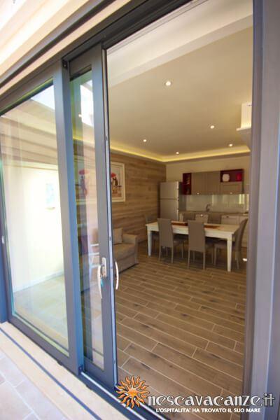 24: Casa Dune Pescoluse veranda 15