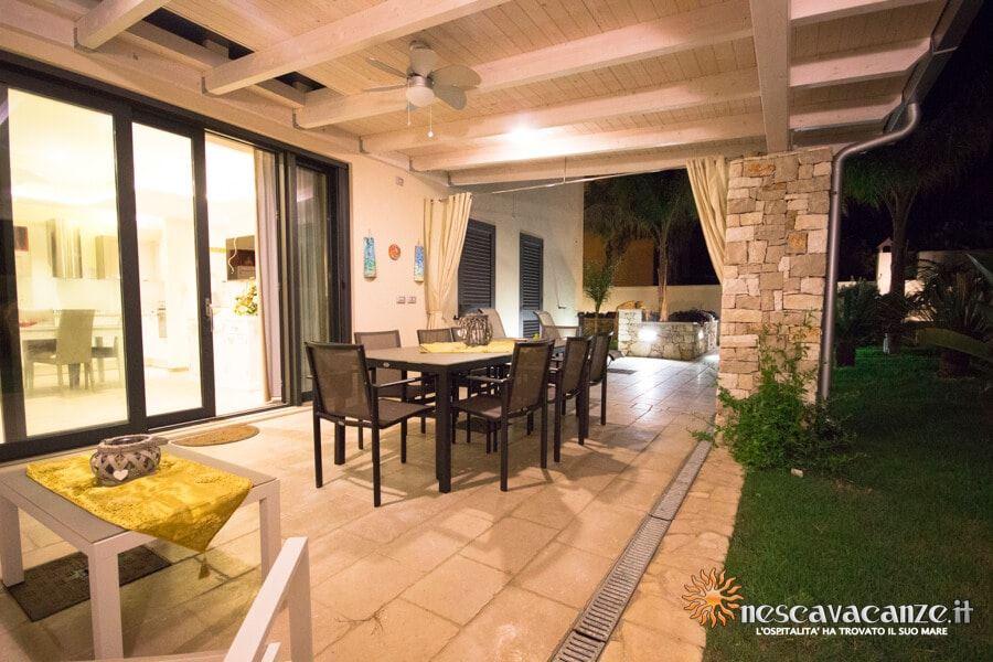 53: Casa Dune Pescoluse camera matrimoniale 6