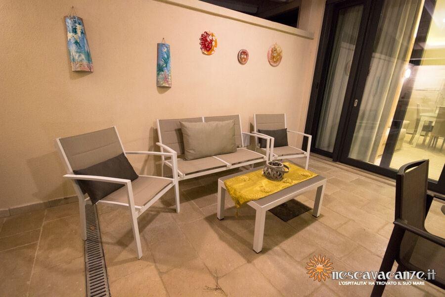 54: Casa Dune Pescoluse camera matrimoniale 7
