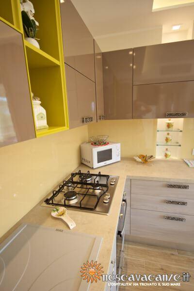 36: Casa Giglio Pescoluse cucina 4
