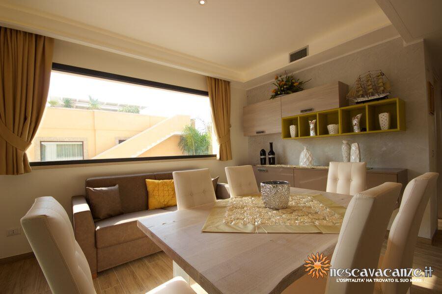 44: Casa Giglio Pescoluse camera matrimoniale