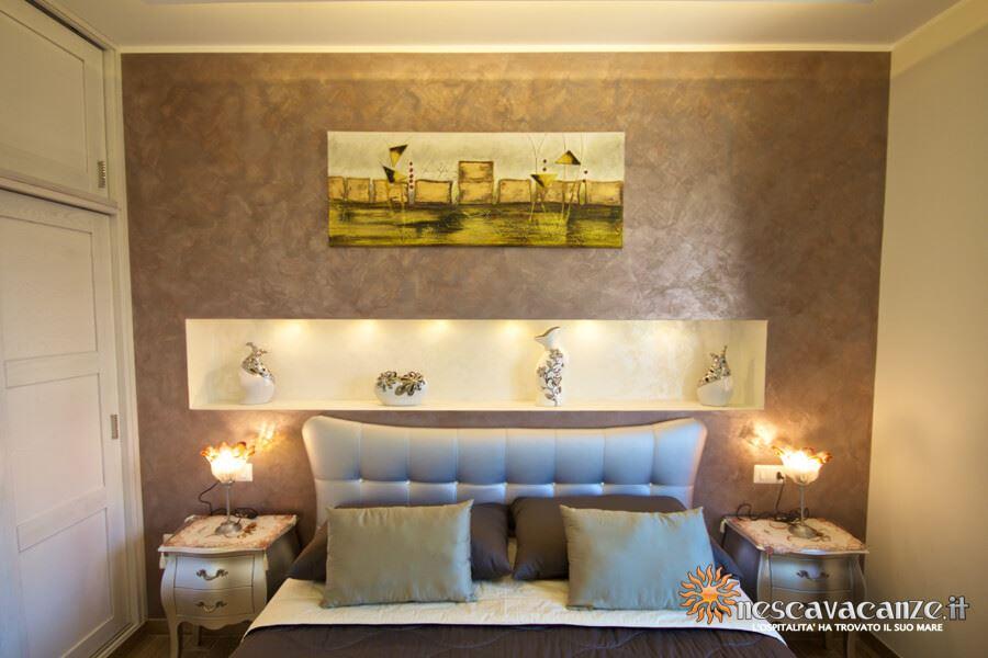 47: Casa Giglio Pescoluse camera matrimoniale 3