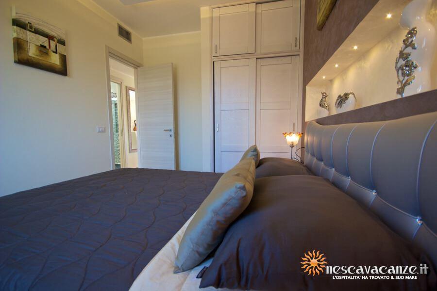 48: Casa Giglio Pescoluse camera matrimoniale 4