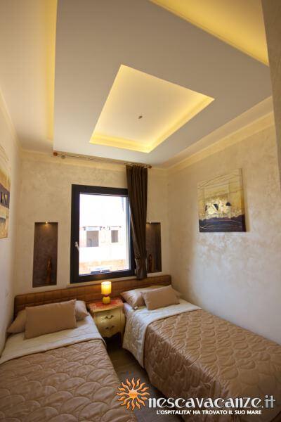 51: Casa Giglio Pescoluse camera matrimoniale 6