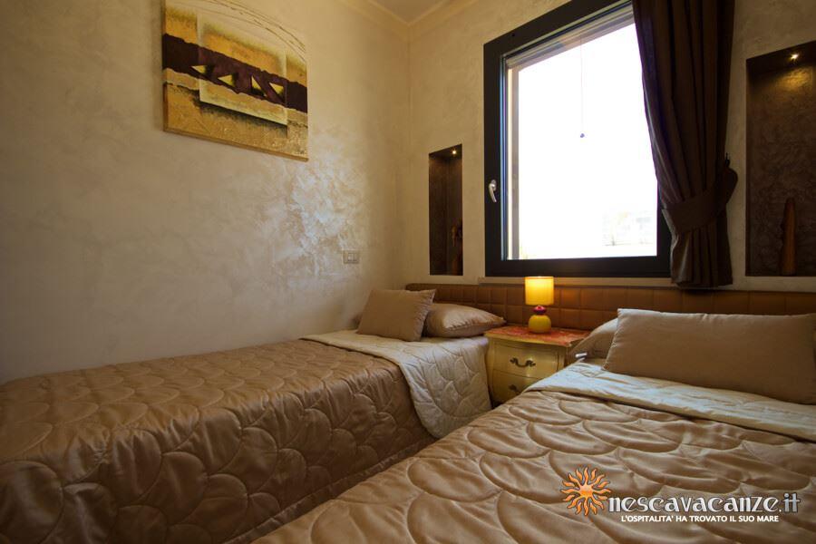 53: Casa Giglio Pescoluse camera matrimoniale 8