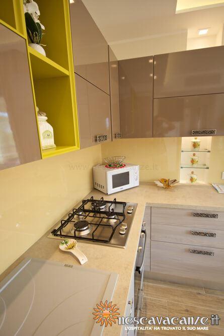 Cucina casa Giglio