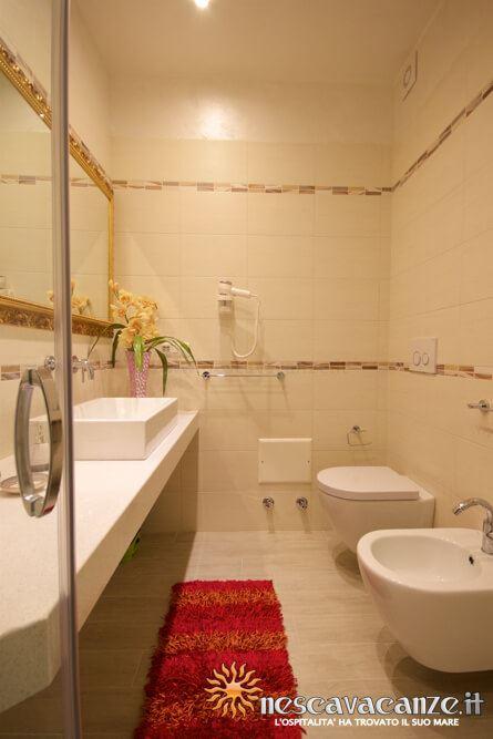 Secondo bagno casa Salento