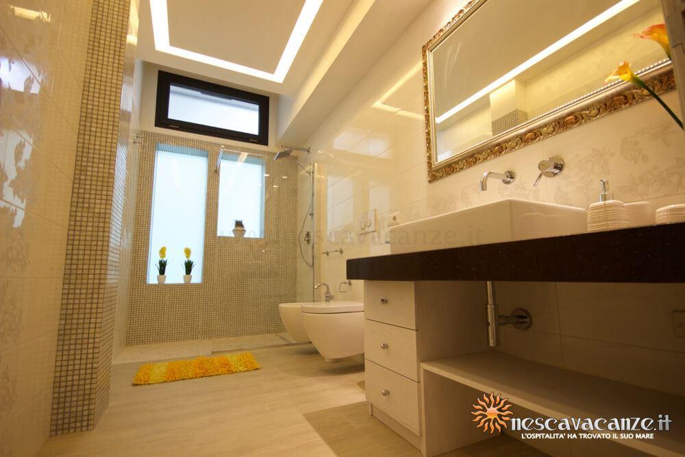 Primo bagno casa Salento