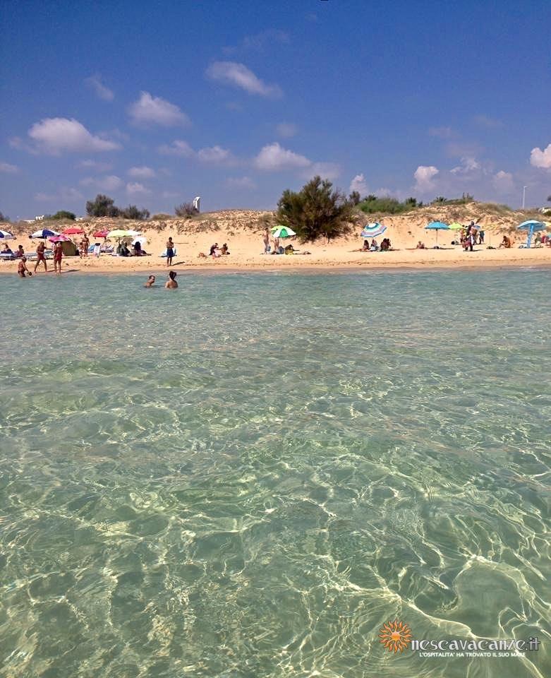Spiaggia Pescoluse
