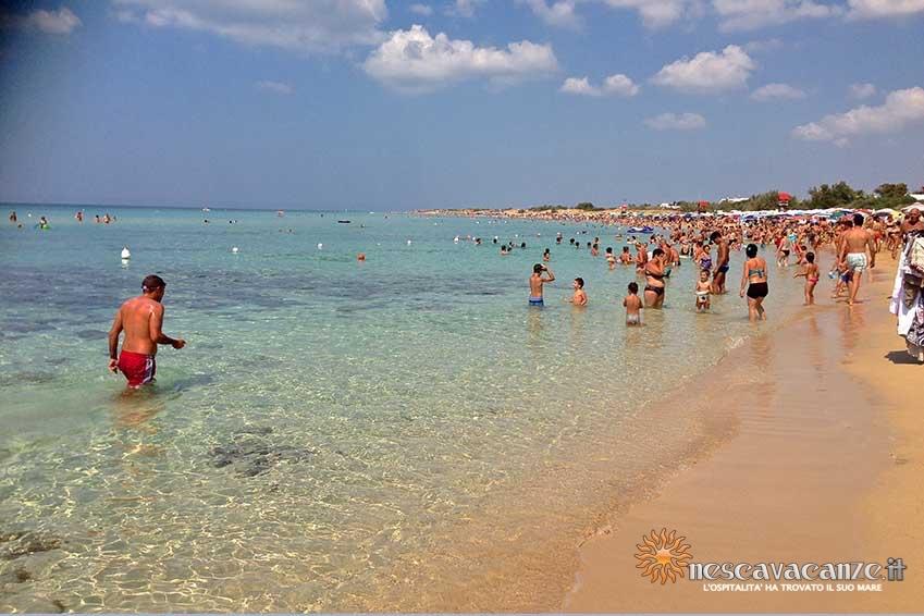 sabbia spiaggia Posto Vecchio