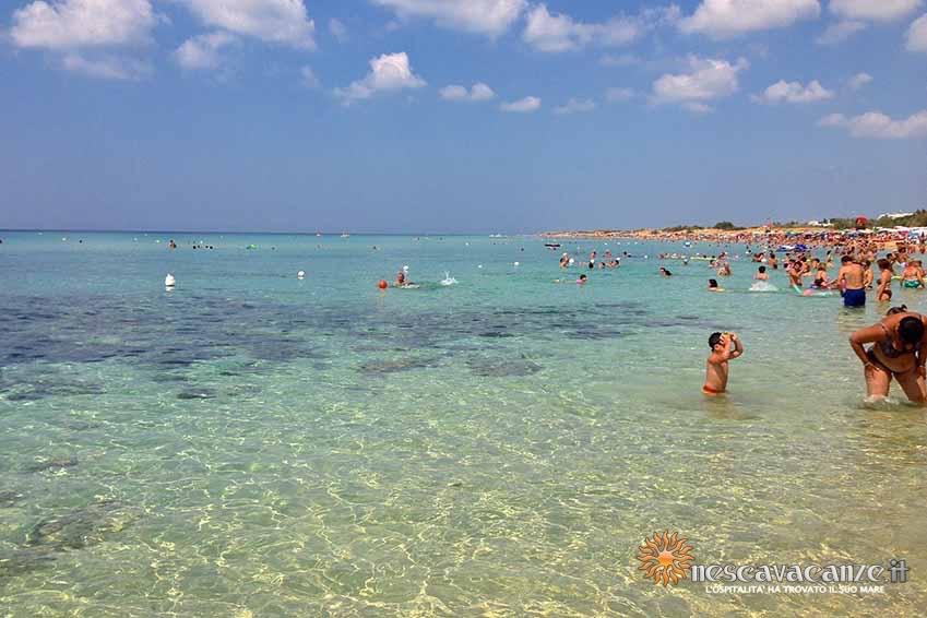spiaggia di posto vecchio foto 4