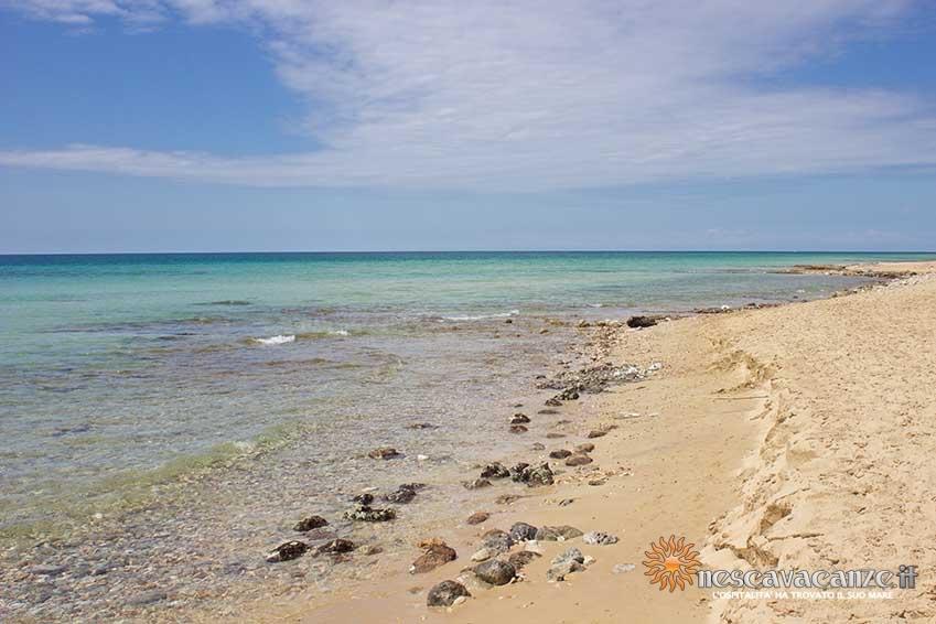 spiaggia di posto vecchio foto 6