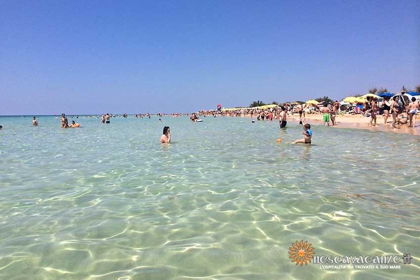 spiaggia di posto vecchio foto 7
