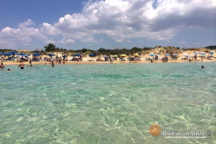 spiaggia di posto vecchio foto 8
