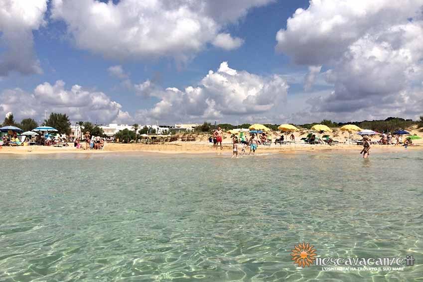 spiaggia di posto vecchio foto 10