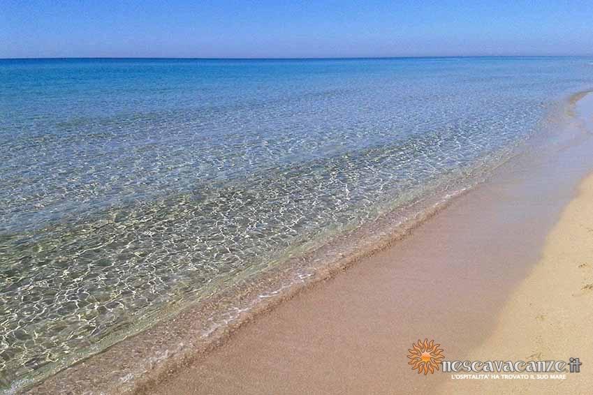 spiaggia di posto vecchio foto 14
