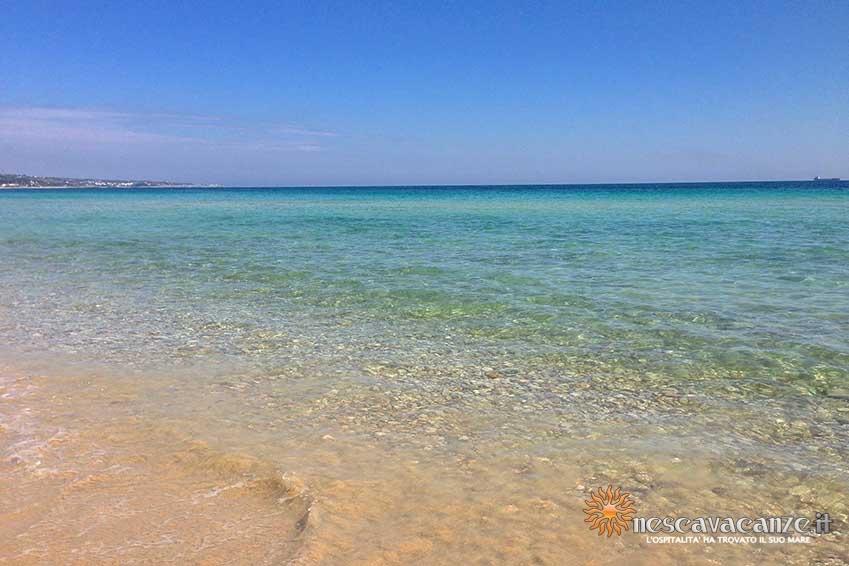Spiaggia Pesoluse