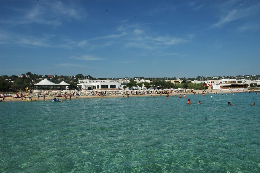 Spiaggia posto vecchio lidi